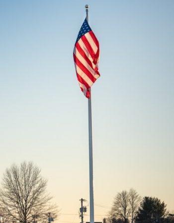 Fiberglass-Flagpole