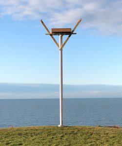 Osprey Nest Pole