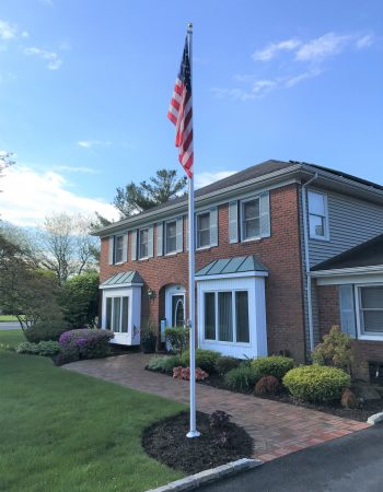 Residential-Flagpole