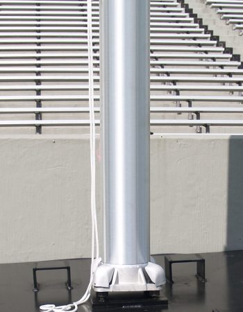 Shoe-Base-Mounted-Flagpole